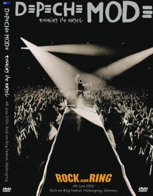 Концерт Depeche Mode-Live Rock Am Ring 2007